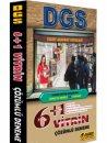 DGS 6 Artı Bir Vitrin Çözümlü Deneme Tasarı Yayınları