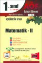 Yargı Yayınları Açıköğretim 1.Sınıf 2.Yarıyıl Matematik-II 2141