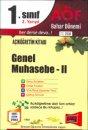 Yargı Yayınları Açıköğretim 1.Sınıf 2.Yarıyıl Genel Muhasebe-II 2118
