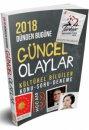 2018 KPSS ve Tüm Sınavlar İçin Dünden Bugüne Güncel Olaylar Kültürel Bilgiler Konu - Soru - Deneme Benim Hocam Yayınları