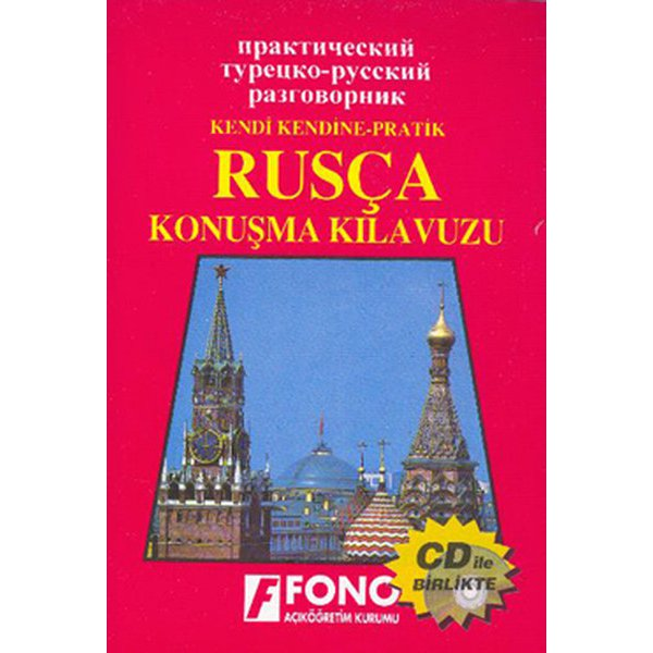 Rusça Konuşma Klavuzu Cd'li
