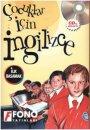 Çocuklar İçin İngilizce İlk Basamak CD Ekli