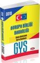 Avrupa Birliği Bakanlığı GYS Konu Anlatımlı Soru Bankası Data Yayınları