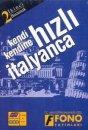Kendi Kendine Hızlı İtalyanca 2.Basamak 2 Kitap 3 CD