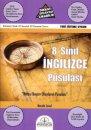 8.Sınıf LGS İngilizce Pusulası Deneme Sınavı Pusula Eğitim Yayınları