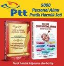 PTT Sınavlarına Hazırlık Hızlı Çalışma Seti Liyakat Yayınları
