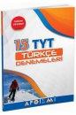 YKS 1. Oturum TYT Türkçe Tamamı Çözümlü 15 Denemeleri Apotemi Yayınları