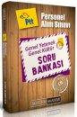 PTT Personel Alımı Sınavı Genel Yetenek Genel Kültür Soru Bankası Pegem Yayınları