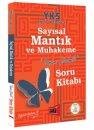 YKS KPSS ALES DGS Sayısal Mantık ve Muhakeme Tamamı Çözümlü Soru Kitabı Yargı Yayınları