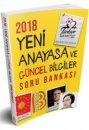 2018 Yeni Anayasa ve Güncel Bilgiler Soru Bankası Benim Hocam Yayınları