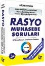 KPSS A RASYO Muhasebe Soruları Çözümlü Alican Dovletov 3. Baskı 4T Yayınları