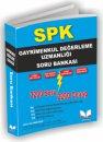 SPK Gayrimenkul Değerleme Uzmanlığı Soru Bankası Roper Yayınları