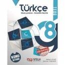 8. Sınıf TEOG Türkçe Konu Kitabı Nitelik Yayınları