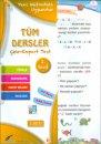 Bilgili  Yayınları 2.Sınıf Tüm Dersler Yaprak Test