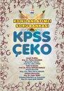 KPSS ÇEKO Çalışma Ekonomisi Konu Anlatımlı Soru Bankası Nisan Kitabevi Yayınları