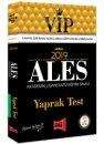 2019 ALES VIP Yaprak Test Yargı Yayınları