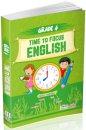 4. Sınıf Time to Focus English Editör Yayınları Angora Serisi