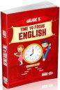 3. Sınıf Time to Focus English Editör Yayınları