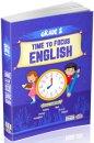 2. Sınıf Time To Focus English Angora Serisi Editör Yayınları
