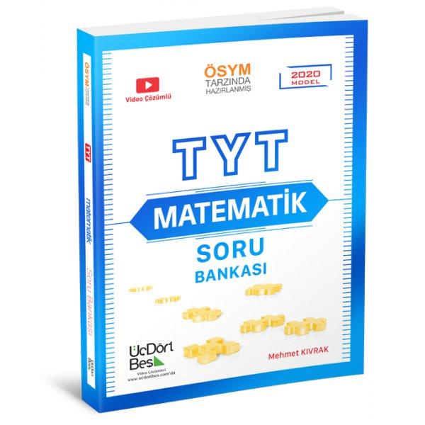 TYT Matematik Soru Bankası Üç Dört Beş Yayınları