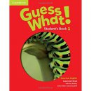 Cambridge - Guess What Level 1 Pupils Book