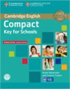 Compact Key For Schools Students Book without Answers with CD Rom