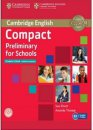 Compact Preliminary for Schools Students Book without Answer with CD Rom