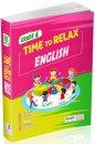 4. Sınıf Time To Relax English İncek Serisi İnovasyon Yayınları