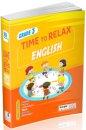 3. Sınıf Time To Relax English İncek Serisi İnovasyon Yayıncılık