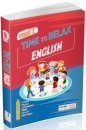2. Sınıf Time To Relax English İncek Serisi İnovasyon Yayıncılık