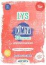 LYS Kimya Tamamı Video Çözümlü 20 Deneme Okyanus Yayınları