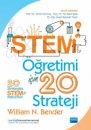STEM ÖĞRETİMİ İÇİN 20 STRATEJİ - 20 Strategies for STEM Instruction