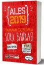 2019 ALES Sayısal ve Sözel Bölüm Tamamı Çözümlü Soru Bankası Yediiklim Yayınları