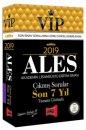 2019 ALES VIP Tamamı Çözümlü Son 7 Yıl Çıkmış Sorular ve Çözümleri Yargı Yayınları