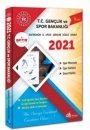 2021 T.C. Gençlik ve Spor Bakanlığı Antrenör & Spor Uzmanı Sözlü Sınavı  Next Kariyer Yayınları