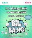 8. Sınıf T.C. İnkılap Tarihi ve Atatürkçülük Konu Anlatımı Kültür Yayınları