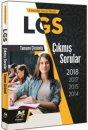 LGS Tamamı Çözümlü Çıkmış Sorular Havalı Yayınları