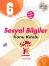 6. Sınıf Sosyal Bilgiler Konu Kitabı Palme Yayınları