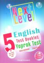 5. Sınıf Next Level English Test Booklet Yaprak Test Palme Yayınları