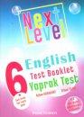 6. Sınıf Next Level English Test Booklet Yaprak Test Palme Yayınları