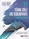 11. Sınıf Türk Dili ve Edebiyatı Konu Anlatımlı  Nitelik Yayınları