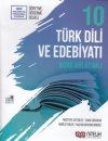 10. Sınıf Türk Dili ve Edebiyatı Konu Anlatımlı Nitelik Yayınları