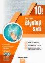 10. Sınıf Fen Lisesi Biyoloji Seti Çap Yayınları