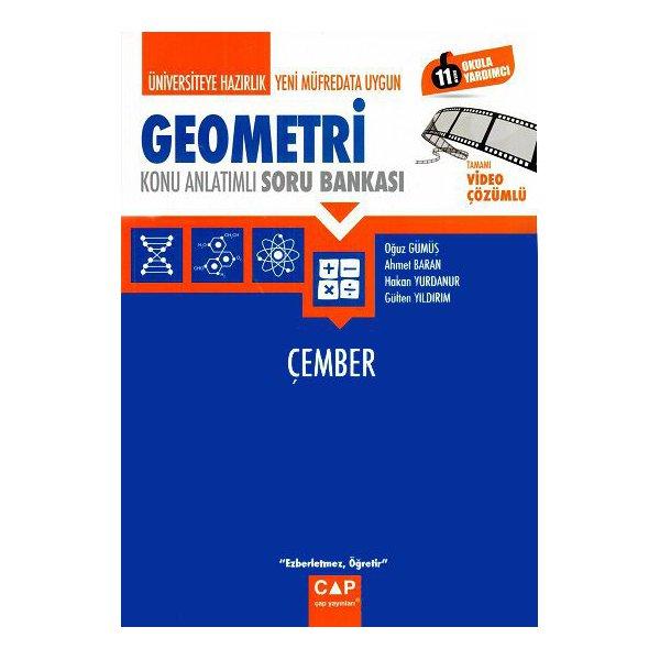 Çap Geometri Fasikülleri Çember Konu Analtımlı Soru Bankası