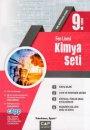 9. Sınıf Fen Lisesi Kimya Seti Çap Yayınları