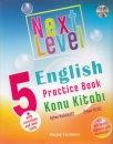 5. Sınıf Next Level English Practice Book Konu Kitabı Palme Yayınları