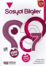 7. Sınıf Sosyal Bilgiler Soru Kitabı Nitelik Yayınları