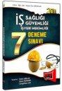 2014 İş Sağlığı ve Güvenliği İşyeri Hekimliği 7 Deneme Yargı Yayınları