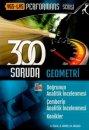 YGS- LYS 300 Soruda Doğrunun Analitik İncelenmesi Çemberin Analitik İncelenmesi Konikler Çap Yayınları