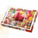 Trefl Puzzle 1000 Parça Candy, Collage Puzzle
